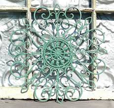 outdoor iron wall art wood and iron wall art best of wrought iron wall decor metal