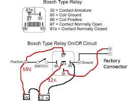 wiring diagram relay horn wiring center inside bosch 12v chunyan me 12v relay wire diagram modified power wheels for bosch 12v relay wiring diagram