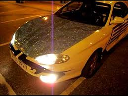 Super Glitter Car Hyundai Coupe Se Youtube