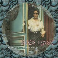 Blonde redhead misery is butterfly