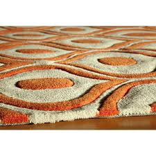 burnt orange area rug and chocolate rugs teal brown burnt orange area rug brown rugs and teal