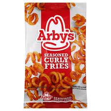 arbys curly fries. Brilliant Arbys On Arbys Curly Fries