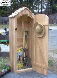 cedar garden shed. Small Garden Sheds   Cedar Shed Much Better For Tools Just To Have A