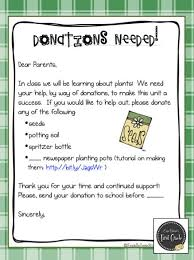 Donation Request Letter For School Supplies Tirevi
