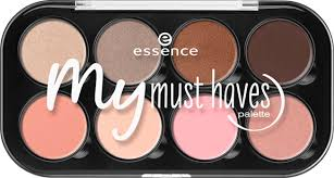 my must haves palettes refills