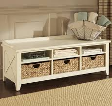 ... Storage Ideas, Inspiring Yellow Storage Bench Yellow Upholstered Bench  Cubby Storage Entryway Bench: amusing ...
