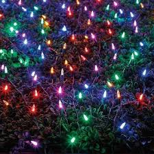 400 light led multi color tree