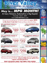 River Valley News Shopper, May 9, 2011 | Fuel Economy In ...