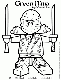 Ninjago Coloring Pages 20 Free Printable Lego