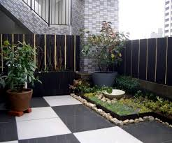 Small Picture Provide the necessary privacy in the front yard 63 Ideas Garden