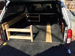 DIY truck camper cot Album on Imgur