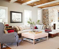 Earthy furniture Loft Rustic And Refined Coleman Furniture Earthy Rooms