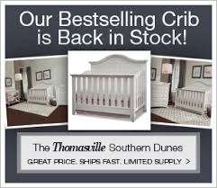 gray nursery furniture. shop hot gray cribs and nursery sets our best selling thomasville southern dunes crib is back in stock furniture