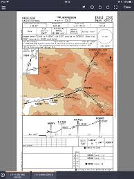 Kege Eagle County Elevation Problem During Approach To 25
