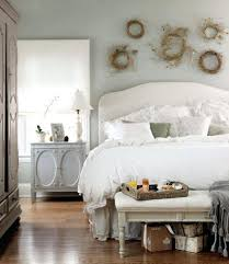 Master Bedroom With White Furniture White And Gray Master Bedroom ...
