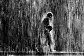 Regendusche Foto Bild Streetfotografie Wasser