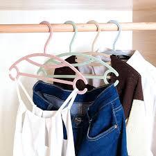 closet maids 4 in 1 plastic clothes hanger dress coats pants shirts organizer closet storage rack clothes hanger dress rack shirts organizer maids closet