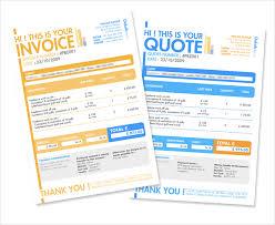 Quote Template 100 Quotation Templates PDF DOC Excel Free Premium Templates 40