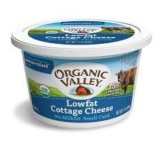 lowfat cottage cheese 16 oz