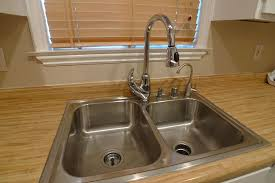 faucet for filtered water. faucet for filtered water