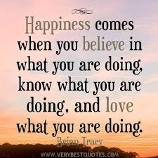 Image result for brian tracy happy quote pics