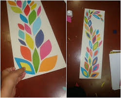 diy canvas art projects diy canvas wall art ideas
