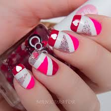 Color Club Love Tahiry Scented Collection Valentine's Simple Nail ...