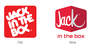 jack in the box logo vector. Contemporary Vector The New Logo For Jack In Box Is Modern Fun And Quirky U2013 Just Like  Their Mascot Jack Brand Extensions The Different Types Of Sandwiches They  Throughout Logo Vector I