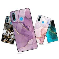 Case For Huawei P30 Lite TPU <b>Silicone Glossy</b> for Huawei P30 P20 ...