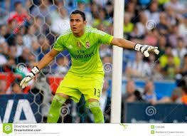 Keylor Navas Von Real Madrid Redaktionelles Stockfoto - Bild von sport,  fachmann: 55695888