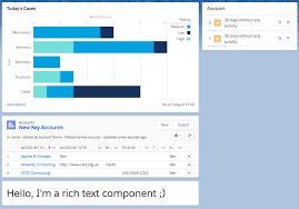 Standard Lightning Components To Implement Now Salesforce Ben