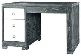 white gray solid wood office. Grey Wood Desk Gray Modern Classic Limed White Lacquer 4  Drawer . Solid Office