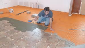 Kitchen Laminate Floors Kitchen Laminate Flooring Tile Effect