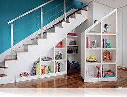 ... Decoration:Staircase Space Interior Design Ideas Under Staircase Stair  Step Cube Storage Under Stairs Storage