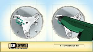 the can converter model r56 how to install chandelier lighting you