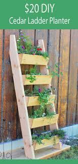 19 vertical planters