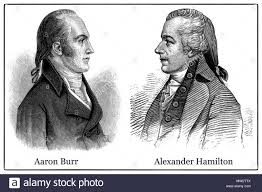 Image result for death of  Alexander Hamilton