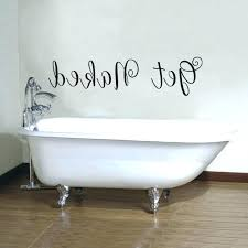 bathtub decals stickers non slip rubber ducky shower how to remove adhesive from