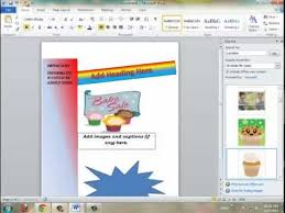 How To Do Flyers How To Make Flyer On Microsoft Word Under Fontanacountryinn Com
