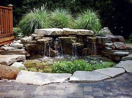 Small Picture Best 25 Patio pond ideas only on Pinterest Small garden ponds