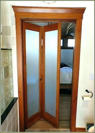 frosted glass bifold closet doors wooden closet doors with glass frosted bi fold home frosted glass