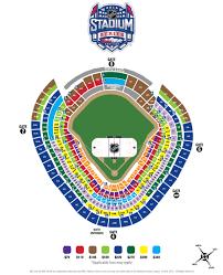 Blackhawks Stadium Series Seating Chart Nhl Stadium Series Seating Chart Ticket Prices Unveiled