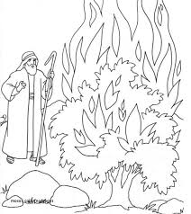 Moses Parting The Sea Coloring Page Fresh Moses Coloring Pages