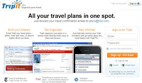 Create Your Wedding Or Event Itineraries With Tripit