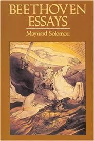 com beethoven essays nard solomon books