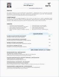 Graduate Certificate In Project Management Beautiful Resume Of