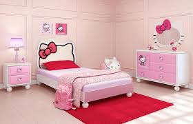 Kids Bedroom Furniture Sets For Girls Sets In White Made Of Wood ...