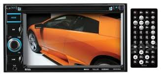 indash page truck rv campervan and electronics boss audio systems bv9364b in dash dvd player