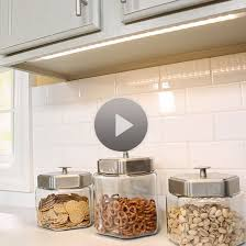 under cupboard lighting kitchen. The Easiest Way To Add More Light Your Kitchen Under Cabinet Cupboard Lighting