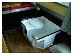 shower toilet combo unit toilet sink combo camper shower toilet combination photo 2 of 5 shower
